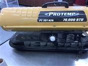 PROTEMP Heater PT-70T-KFA